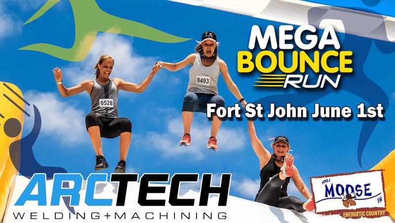 Megabound run campaign